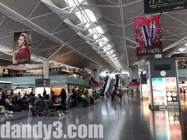 セントレア(中部国際空港)温泉
