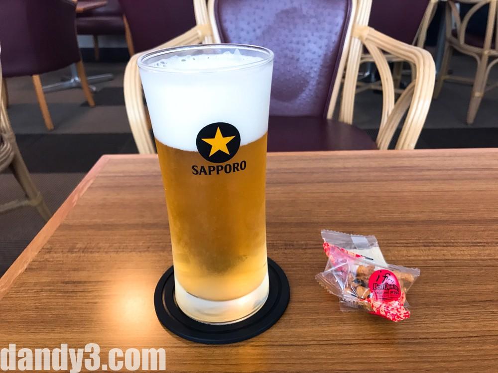 成田空港第一ターミナルラウンジ