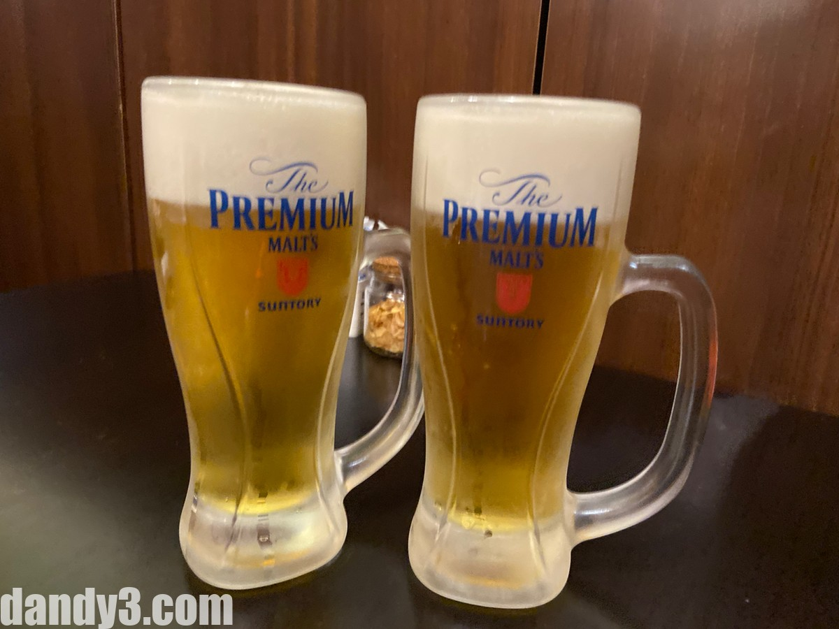 肉が一番ビール